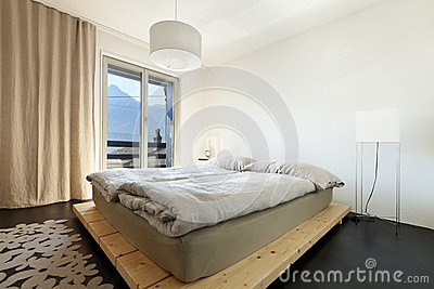 Mountain home, bedroom