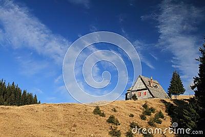 Mountain house, Romania