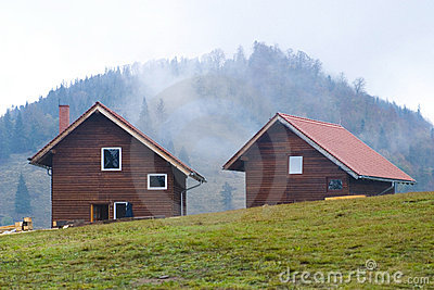 Mountain houses