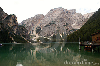 Mountain Lake Royalty Free Stock Photos - Image: 22646268