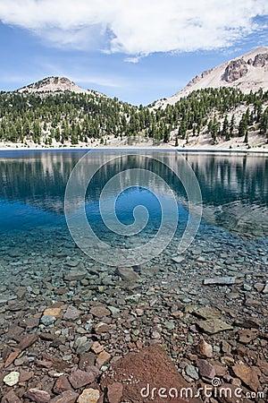 Free Mountain Lake Royalty Free Stock Images - 42452979
