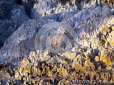 Mountain landscapes of Borneo