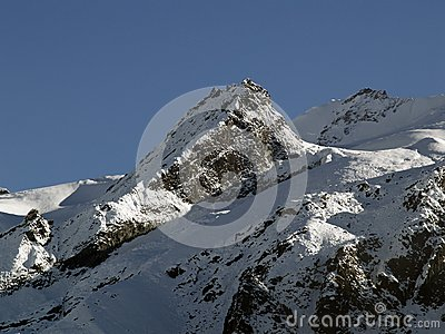 Mountain in Langtang