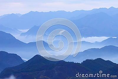 Mountain in Li-Shui