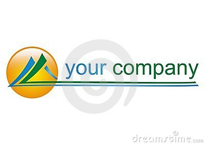 Mountain logo for your company