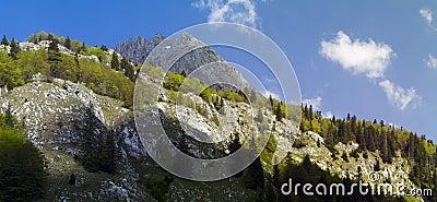 Mountain Maglic in Bosnia & Herzegovina