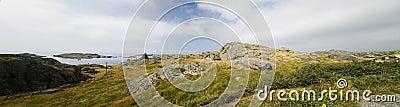 Mountain panorama, Norway