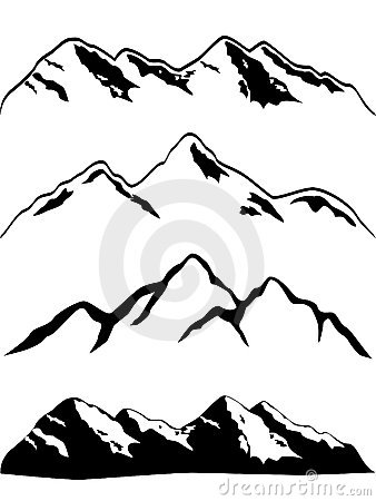 Free Mountain Peaks Stock Images - 16012104
