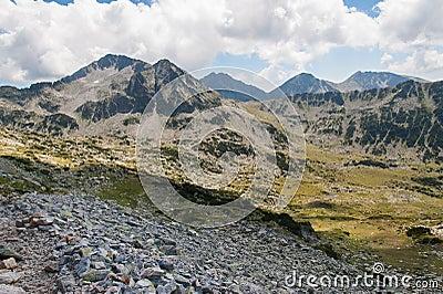 Mountain Pirin Landscape