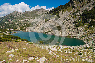 Mountain Pirin Landscape