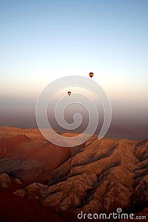 Free Mountain Range In The UAE Stock Image - 11920601