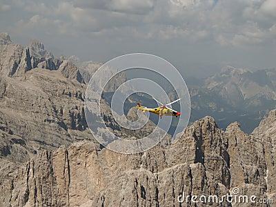 Mountain rescue Editorial Photography