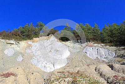 Mountain of salt Parajd