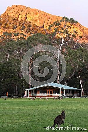 Free Mountain Sports Ground Stock Photo - 34121120