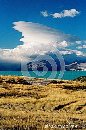 Mountain thunderstorm