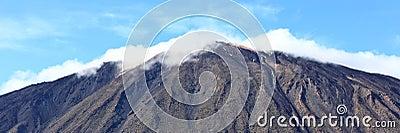 Mountain top panorama