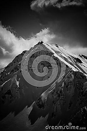Mountain top - summit
