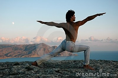 Mountain Top Yoga