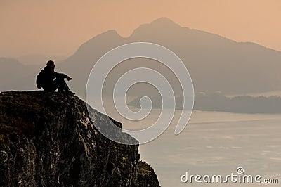 Mountain traveler