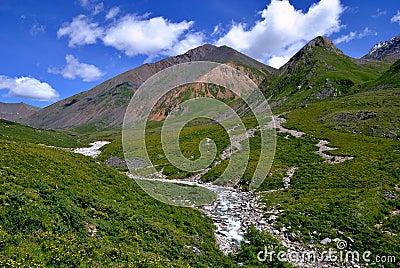 Mountain Valley Echo-Ger. Buryatia