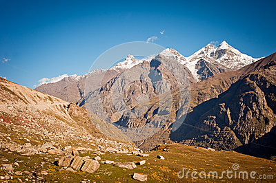 Mountain View dell Himalaya