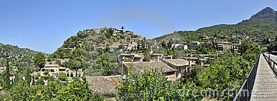 Mountain Village Deia