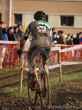 Mountainbike cross world championship Editorial Stock Photo