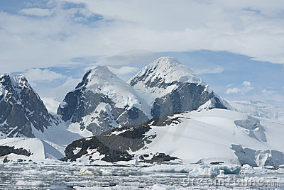 The mountains of the Antarctic - 3.