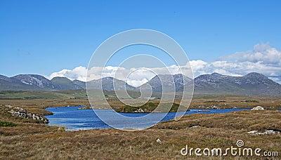 The Mountains of Connemara