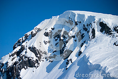 Mountains Hibiny at winter