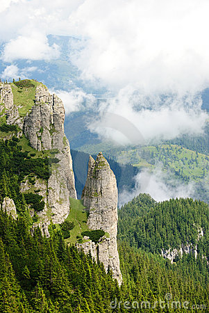 Free Mountains Landscape Royalty Free Stock Image - 12758766
