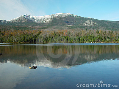 Mountains in Maine