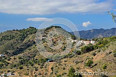 Mountains of Malaga