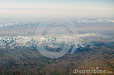 Mountains near Mashhad, Iran