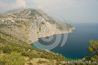 Mountains near Pisak - Croatia