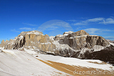 Mountains of  Sella Group