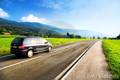 Mountains Travel Stock Image - Image: 9867011