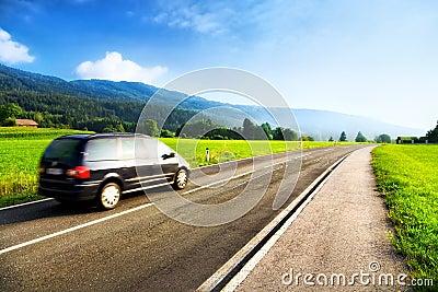 Mountains travel