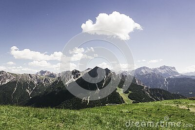 Mountains Under Cloudy Sky During Daytime Free Public Domain Cc0 Image