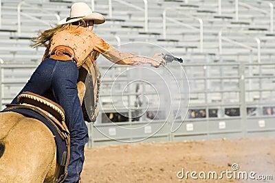 Mounted shooting 1