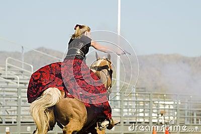 Mounted shooting 3