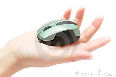 Mouse On Hand