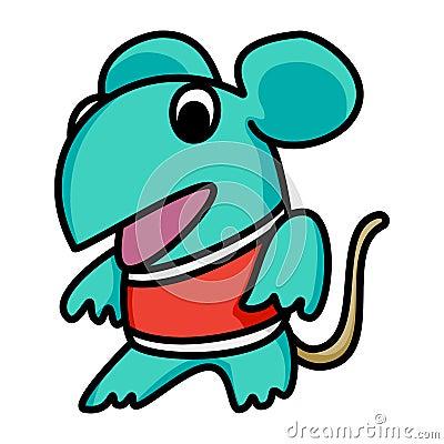 Mouse Mascot 01