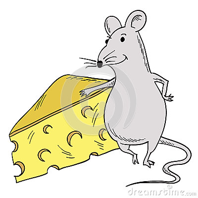 ... clipart picture of a mouse leaning on a cheese mr no pr no 0 141 0