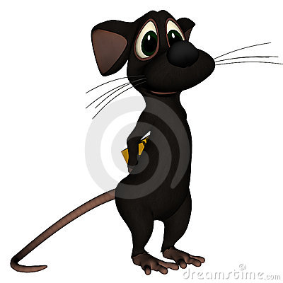 Mouse What Cheese?