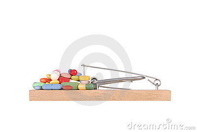 Mousetrap and Pills