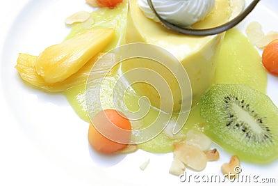 Mousse mango