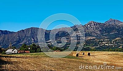Moutainous Dorf