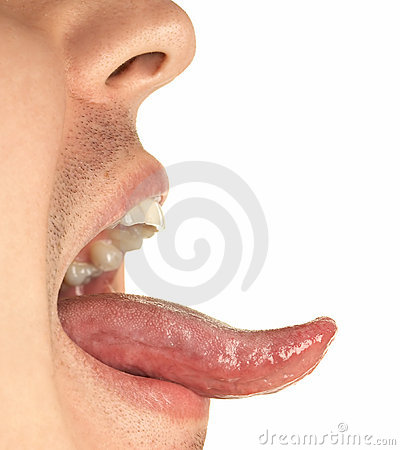 Free Mouth And Tongue Stock Photos - 5146863