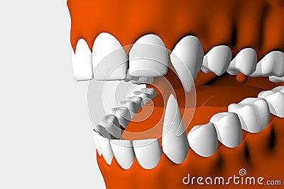 Mouth vampire.